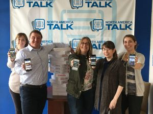 With a mobile-first philosophy, the NorthAmericaTalk team is the fastest growing media company in Western Washington.