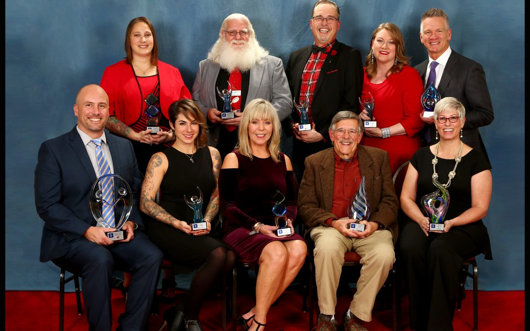 WhatcomTalk Team Members Named Bellingham Regional Chamber Man and Woman of the Year