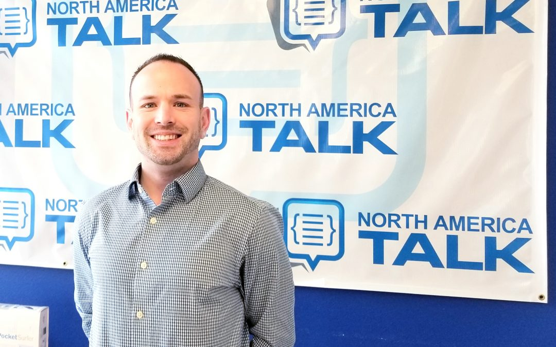 NorthAmericaTalk Adds New VP of Sales to Its Team